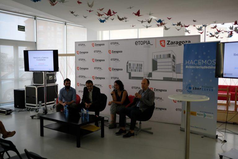Crónica de la firma del Convenio con el Ayuntamiento de Zaragoza