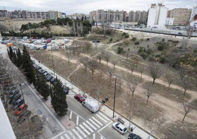 Conociendo la herencia de contaminación ambiental de La Almozara