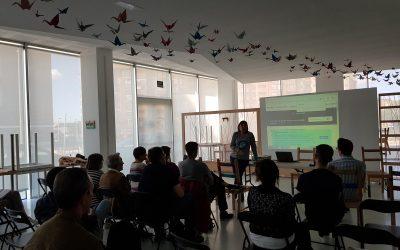 Presentación de los proyectos de la Convocatoria Ibercivis en la Semana de la Ciencia Ciudadana