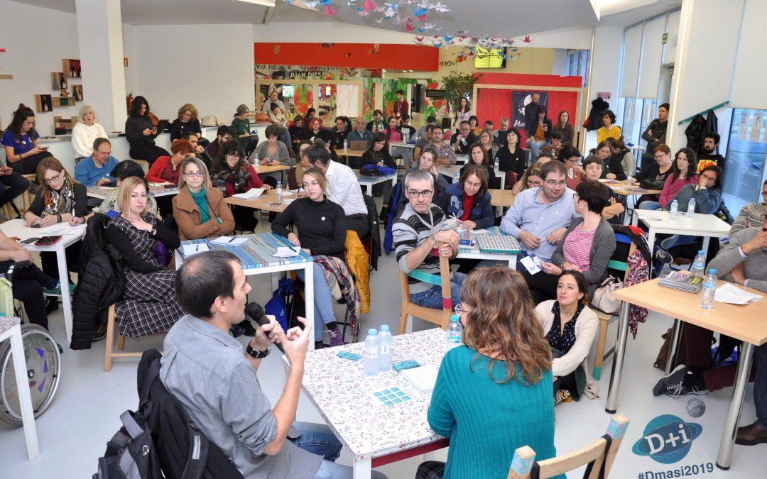 El Observatorio para la Ciencia Ciudadana en Zaragoza, presente en las Jornadas D+I